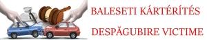 Baleseti kártérítés Logo